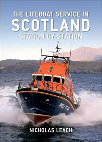 Book The Lifeboat Service in Scotland: Station by Station
