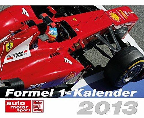 Formel 1-Kalender 2013