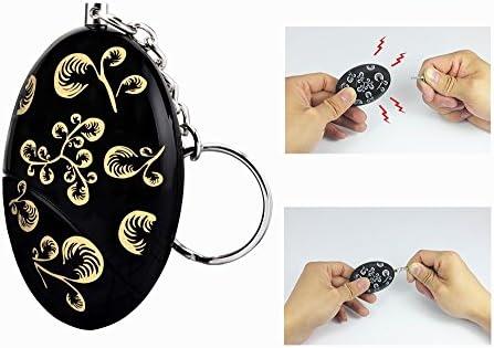 Amazon.com: Emergencia Personal llavero de alarma y bolsa ...