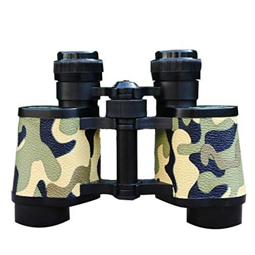HAOYUXIAONG Jumelles Camouflage Haute Puissance à Haute Définition Des Jumelles De Vision Nocturne,Camouflage