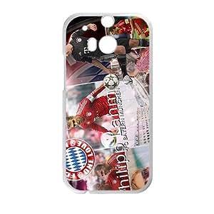 DAZHAHUI Futbol Bavariya Filipp Lam Phone Case for HTC One M8