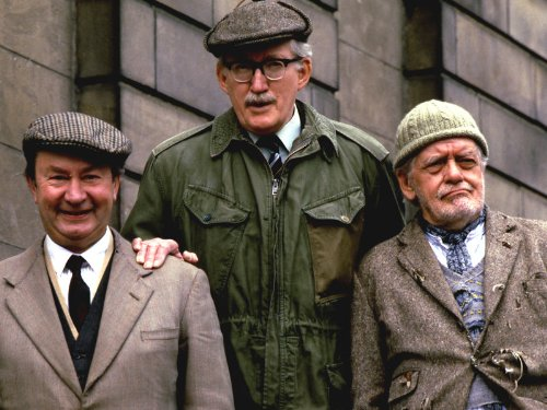 Last of the Summer Wine Christmas Special 1983