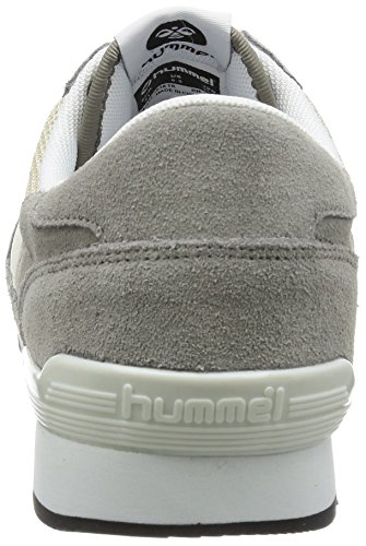 Sneakers Grey Dove Hummel Grey Unisex Sport Adults' Reflex Low Ii Top White 88Ow01q