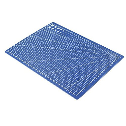 ♛Euone Cutting Plate ♛Clearance♛, PVC Cutting Mat A4 Durable Self-Healing Cut Pad Patchwork Tools Handmade DIY Accessory Cutting Plate 30 22 cm ()