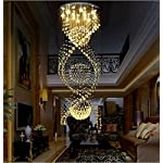 Modern Spiral Collection top selling chandeliers Lighting stores in Brampton