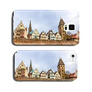 View of Ulm town - Germany, Baden-Wurttemberg cell phone cover case iPhone6