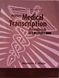 img - for Delmar's Medical Transcription Handbook, Second Edition (Workbook) book / textbook / text book