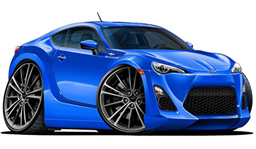 scion-frs-large-2ft-long-wall-graphic-decal-sticker-man-cave-garage-decor-boys-room-decor