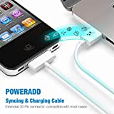 POWERADD Apple Certified iPhone 4 4s 3G 3GS iPad