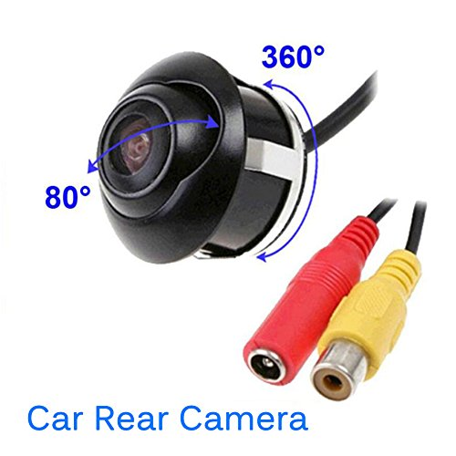 2016 Universal Car View HD Rear Back Parking Camera Auto Parking CCD Reverse Camera Backup Camera for All Cars Water Proof Easily Install Low Consumption Guide Line (Consumption Low Guide)