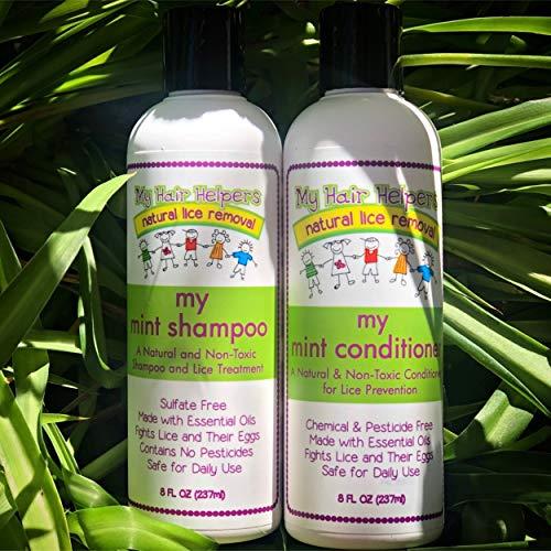 Lice Prevention Shampoo and Conditioner That Kills Lice ...