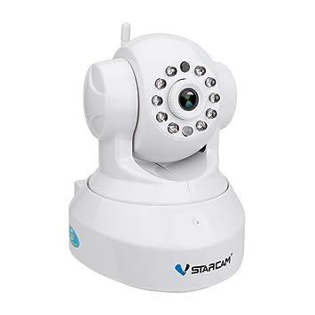 VStarcam - Cámara de videovigilancia 720p HD CCTV IP con tecnología inalámbrica WiFi, función audio