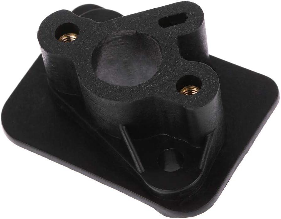 Manyo - Carburador conector para cortacésped, tubo de admisión de ...
