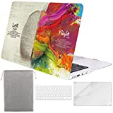 Sykiila - for MacBook Air 13 Inch Case Hard Cover 4