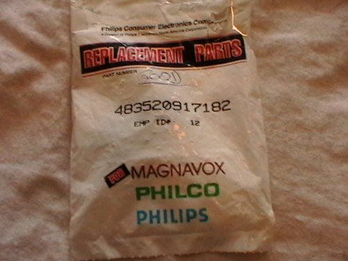 Magnavox/philips 483520917182 I.c Vintage Used in Model Ep11566 Television Replacement Part from Philips