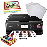 Edible Printer Bundle for Canon - Comes with Edible Ink Cartridges & Frosting Sheets