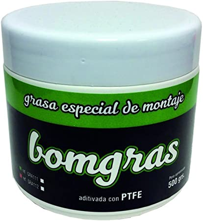 Bompar GRA111, Grasa especial de montaje, Verde, 500 gr: Amazon.es: Deportes y aire libre