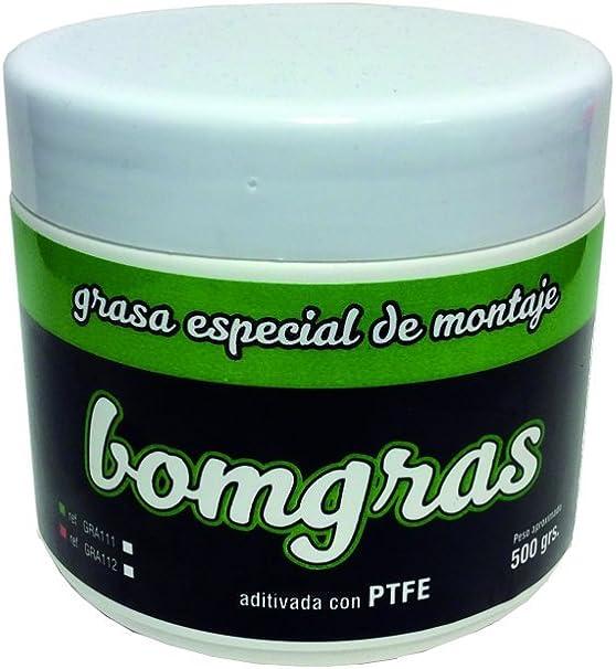 Bompar GRA111, Grasa especial de montaje, Verde, 500 gr: Amazon.es ...