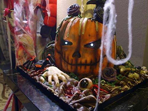 Eat Cake, Drink and Be Scary! -