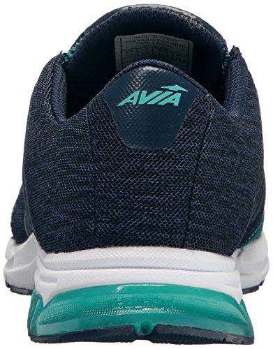 Zapatillas Avi-zeal Avia Para Mujer True Navy / Tropical Turquoise