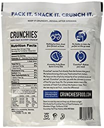 Crunchies Freeze-Dried Grab-n-Go Mixed Fruit, 1.2 Ounce (Pack of 6)