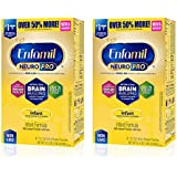Enfamil NeuroPro Infant Formula - Brain Building Nutrition Inspired by Breast Milk - Powder Refill Box, 31.4 oz (Pack of 2)