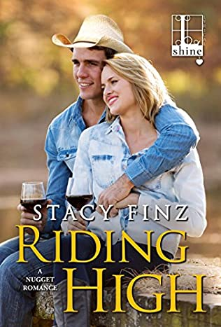 book cover of Riding High