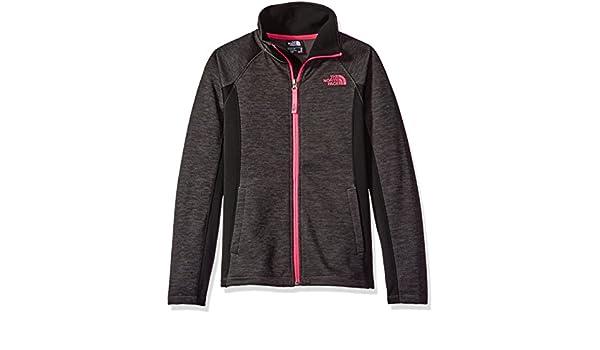 eb24a2abd Amazon.com: The North Face Kids Girl's Arcata Full Zip Jacket ...