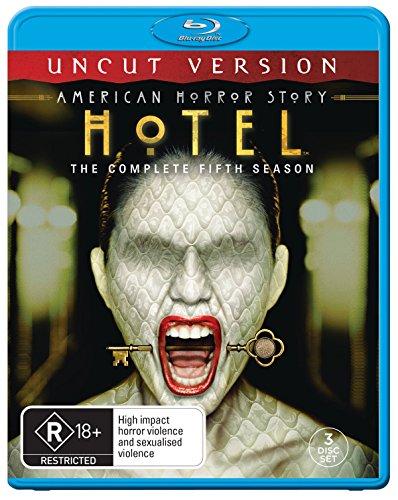 American Horror Story Hotel Season 5   3 Discs   NON-USA Format   Region B Import - Australia