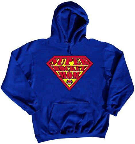 Super Soccer Mom Hooded Sweatshirt Adult - Mom Sweatshirt Soccer Super