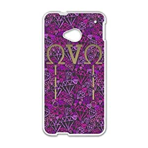 HTC One M7 cell phone cases White Drake Ovo Owl fashion phone cases JY3493984
