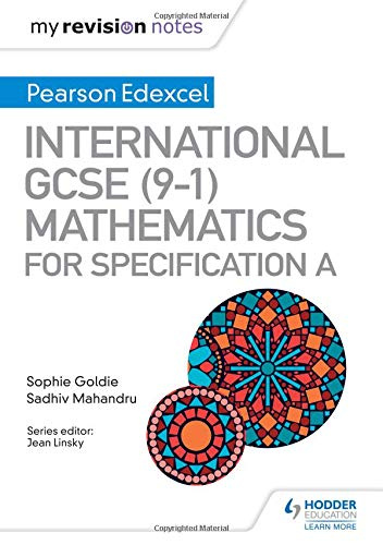 My Revision Notes: International GCSE (9-1) for Edexcel Specification A