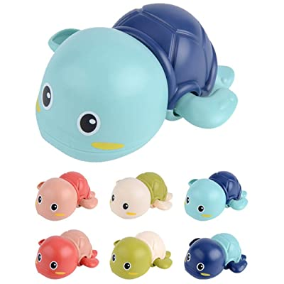 Makalar Children Baby Cute Animal Clockwork Shower Play Water Bath Toy Bath Toys: Clothing