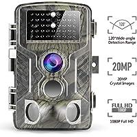 Climbose Hunting Trail Camera, 20MP 1080P HD Night Vision...