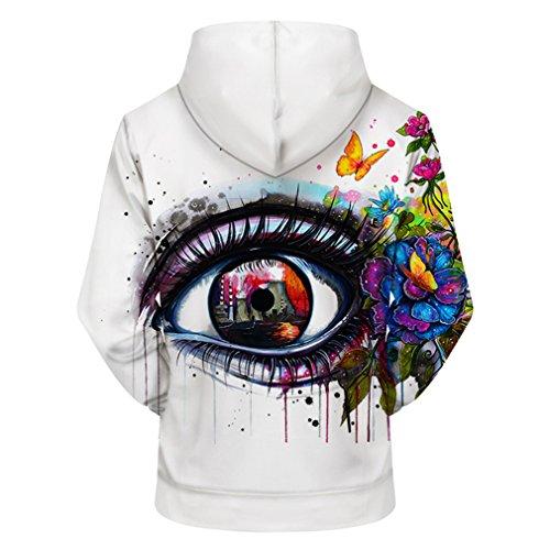 Sudadera Unisex Mens Hoodies Abrigo Sudaderas Streetwear Pullover Chándal Lms375 Bsrale Casual 3d gCq0wpZ0x
