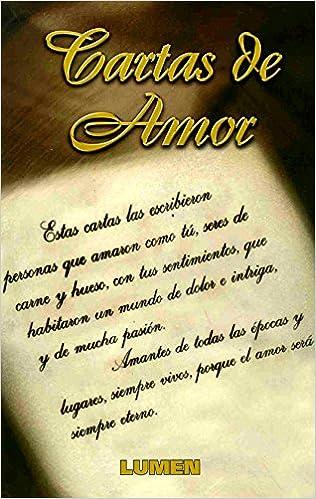 Amazon.com: Cartas de Amor (Spanish Edition) (9789507247965 ...