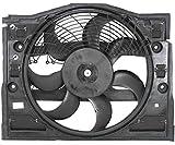 e46 electric fan - TOPAZ 64546988913 A/C Condenser Auxiliary Fan Assembly for BMW 3 Series E46 320Ci 302i 323i 325i 325xi 328i