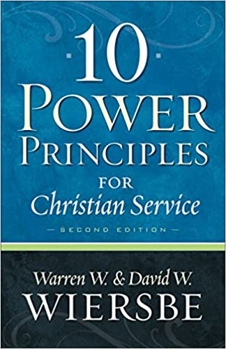 Image result for 10 power principles for christian service