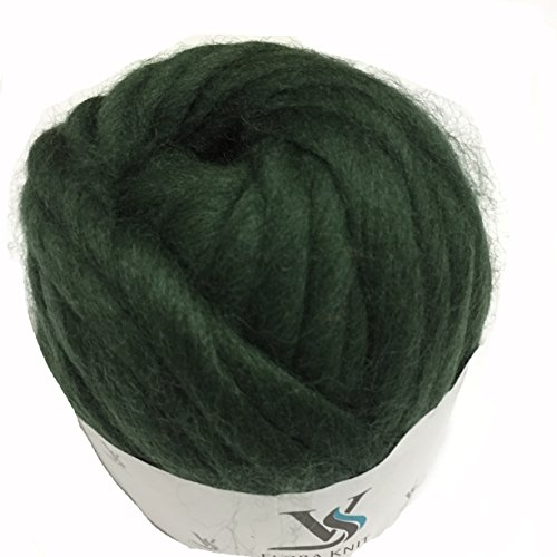 (FLORAVOGUE Merino Wool, 20mm-27 yards - Olive)
