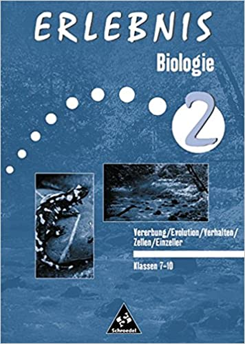 Erlebnis Biologie - Themenorientierte Arbeitshefte - Ausgabe 1999 ...