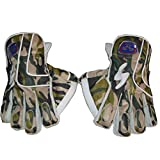 NASIR ALI Men's Batting Cricket Match Wicket Keeping With Padded Inner Gloves