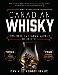 Savour the bold notes and rich varieties of Canadian whisky with this fully revised, updated, and indispensable guide.This fully updated and revised edition of the award-winning Canadian Whisky invites you on a journey across Canada and back...