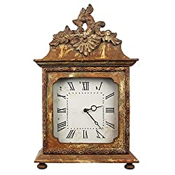 The Wildflower Company 112117 Vintage French Mantle Clock