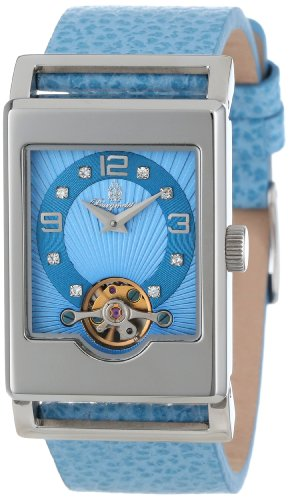 Burgmeister Women's BM510-133 Delft Analog Automatic Watch