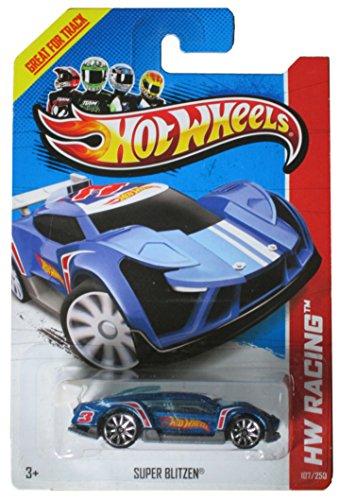 (Hot Wheels HW Racing HW Race Team Super Blitzen 107/250)