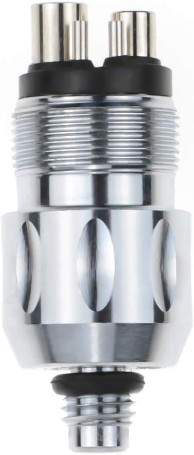 APHRODITE 4 Holes Dental Aluminum Air Prophy System Oxide Microblaster Intraoral Sandblasters