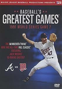 Baseball Gr Games:91 Ws Game 7