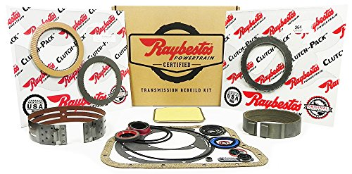 - CHRY TF8/727 1962-69 AUTOMATIC TRANSMISSION REBUILD RAYBESTOS SUPER KIT WITH STEELS