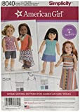 Simplicity Creative Patterns Clothes Sewing