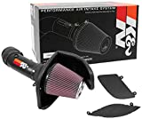 K&N 77-2588KTK Performance Air Intake System